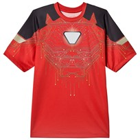 Spyder Iron Man Marvel Havoc Tee 600 RED/ IRON MAN