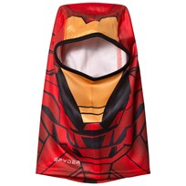 Spyder Iron Man Marvel T-Hot Balaclava 600 RED/ IRON MAN