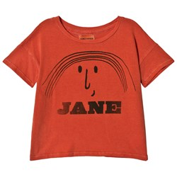 Bobo Choses Little Jane Short Sleeve T-Shirt Spice Route