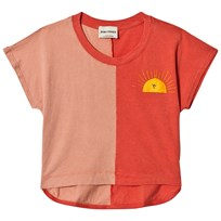 Bobo Choses Sun Bi-Color Sleeveless T-Shirt Spice Route Spice Route