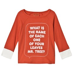 Bobo Choses Where 3/4 Sleeve T-Shirt Spice Route