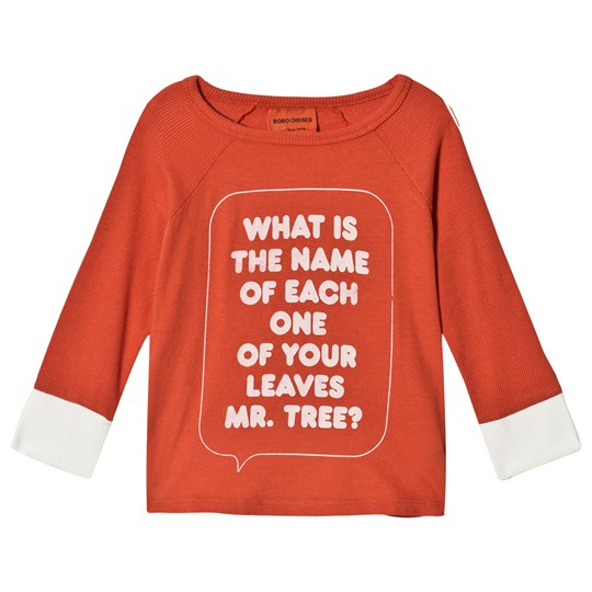Bobo Choses Where 3/4 Sleeve T-Shirt Spice Route Spice Route