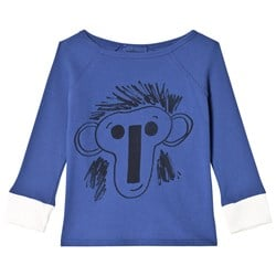 Bobo Choses Jubilee 3/4 Sleeve T-Shirt Turkish Sea
