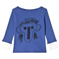 Bobo Choses Jubilee 3/4 Sleeve T-Shirt Turkish Sea Turkish Sea
