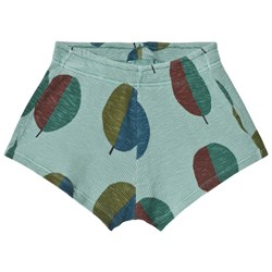 Bobo Choses Forest Shorts Beryl Green