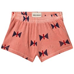 Bobo Choses Butterfly Shorts Lobster Bisque