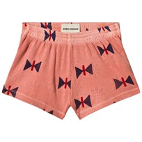 Bobo Choses Butterfly Shorts Lobster Bisque Lobster Bisque