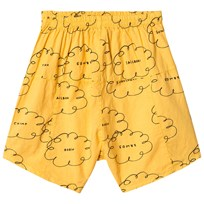 Bobo Choses Clouds Explorer Bermuda Shorts Banana Banana