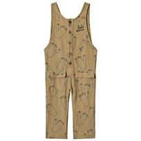 Bobo Choses Footprint Baggy Jumpsuit Lark Lark