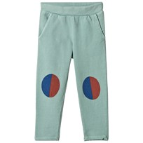 Bobo Choses Green Treetop Sweatpants Beryl Green Beryl Green