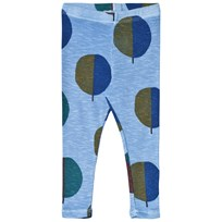 Bobo Choses Forest Leggings Heritage Blue Heritage Blue