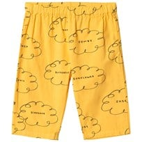 Bobo Choses Clouds Straight Pants Banana Banana