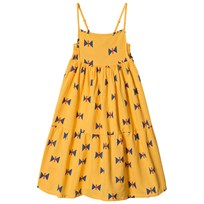 Bobo Choses Butterfly Princess Dress Banana Banana