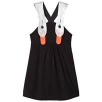 BANG BANG Copenhagen Black Swan Selma Sunshine Dress Black