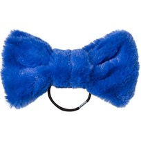 BANG BANG Copenhagen Blue Fluffy Fantastic Bow Tie Blue