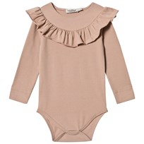 MarMar Copenhagen Bibbi Baby Body Burnt Rose Burnt Rose