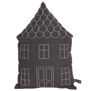 Image of Roommate House Cushion Anthracite (3056060231)