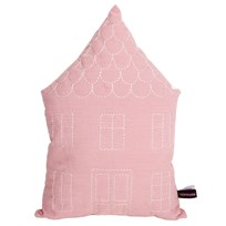 Roommate House cushion rose Pink