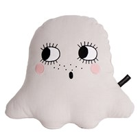 Roommate Little ghost cushion off white White