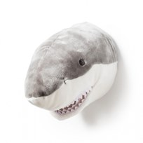 Roomfriends Shark Animal Head Black