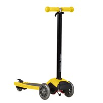 Mountain Buggy Free Rider Standing Board/Scooter with Adapter Yellow Yellow