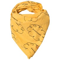 Bobo Choses Clouds Scarf Banana Banana