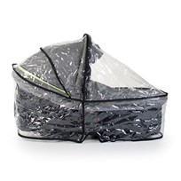 TFK Raincover - MultiX Carrycot TRANSPARENT