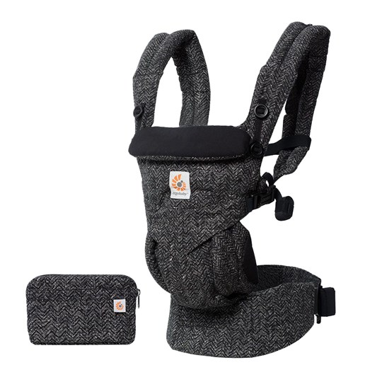Ergobaby Omni 360 All-In-One Baby Carrier Herringbone Harringbone