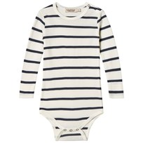 MarMar Copenhagen Plain Baby Body Gentle White/Blue Gentle White/Blue