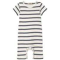 MarMar Copenhagen Summer Rompy Romper SL Gentle White/Blue Gentle White/Blue