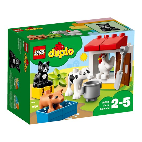 LEGO DUPLO 10870 LEGO® DUPLO® Farm Animals Green