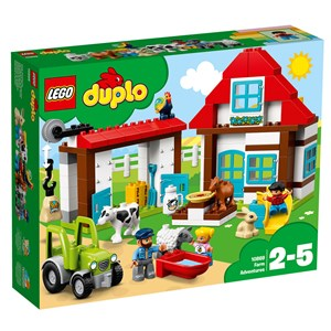 Image of LEGO DUPLO 10869 LEGO® DUPLO® Farm Adventures (3151387703)