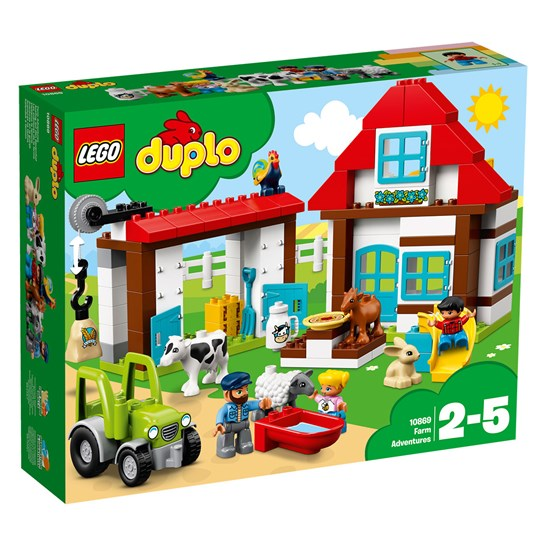 LEGO DUPLO 10869 LEGO® DUPLO® Farm Adventures Green
