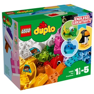 Image of LEGO DUPLO 10865 LEGO® DUPLO® Fun Creations (3149048665)