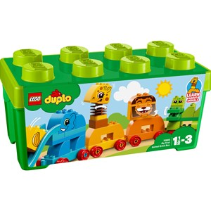 Image of LEGO DUPLO 10863 LEGO® DUPLO® My First Animal Brick Box (3150375559)