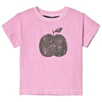 The Animals Observatory Rooster T-Shirt Fuchsia Apple FUCHSIA APPLE