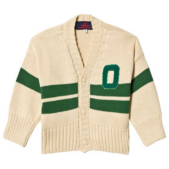 The Animals Observatory Peasant Cardigan Green Grass University GREEN GRASS UNIVERSITY