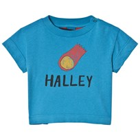 The Animals Observatory Rooster T-Shirt Blue Halley BLUE HALLEY