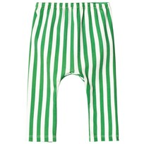 Wolf & Rita Joao Randiga Leggings Grön green stripes