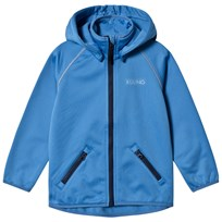 Kuling Paris Soft Shell Jacket Campanula Blue