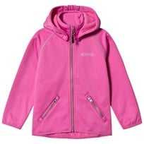 Kuling Paris Soft Shell Jacket Phlox Pink Pink