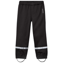 Kuling Madrid Soft Shell Pants Black Black