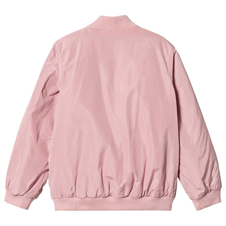 1 DAY SALE Adidas floral bomber jacket Small pink