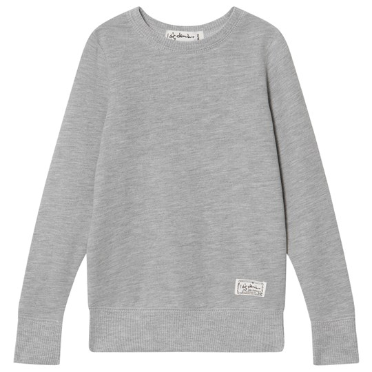 25132d0b56d1 I Dig Denim - Wayne Sweater Grey Melange - Babyshop.com