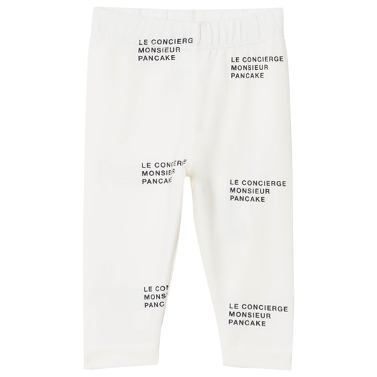 Tinycottons Le Concierge Pant Off-White/Navy off-white/navy