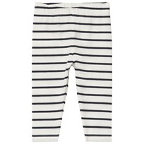 Tinycottons Small Stripes Pant Off-White/Navy off-white/navy