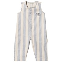 Tinycottons Striped Onepiece tone/Light Cerulean Blue stone/light cerulean blue