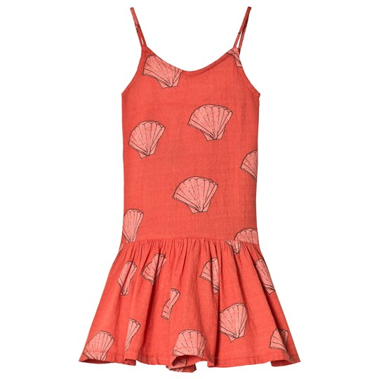 The Animals Observatory Mouse Dress Red Shells RED SHELLS