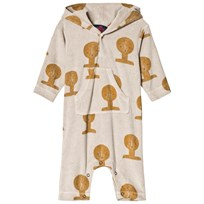 The Animals Observatory Seagull Onesie Beige Tao Busts BEIGE TAO BUSTS