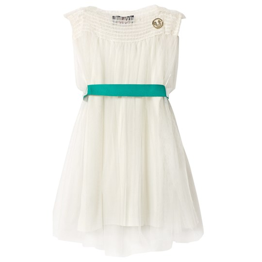The Animals Observatory Dolphin Dress Raw White Raw White